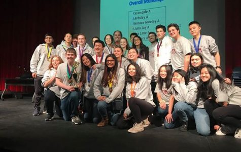 SHS Science Olympiad Gets the Gold