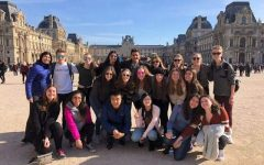 SHS Chorus Travels Through France