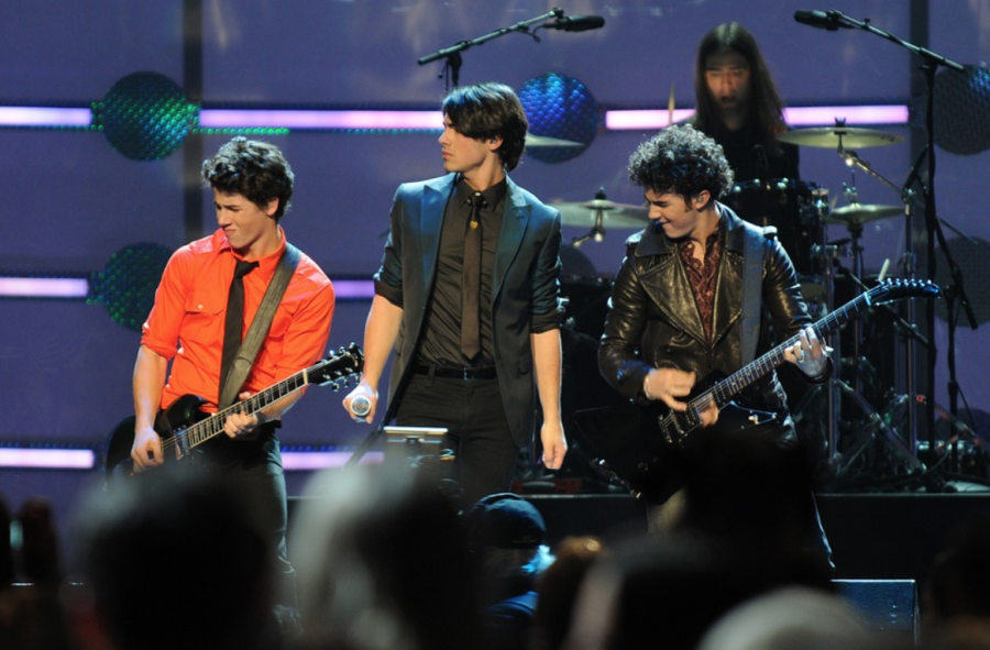 S.O.S—The Jonas Brothers are Back Together!