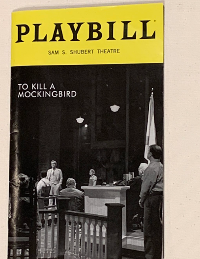 to kill a mocking bird broadway