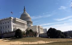 AmStu Students visit Washington, D.C.