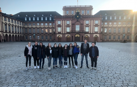 SHS Students Experience Life in Germany