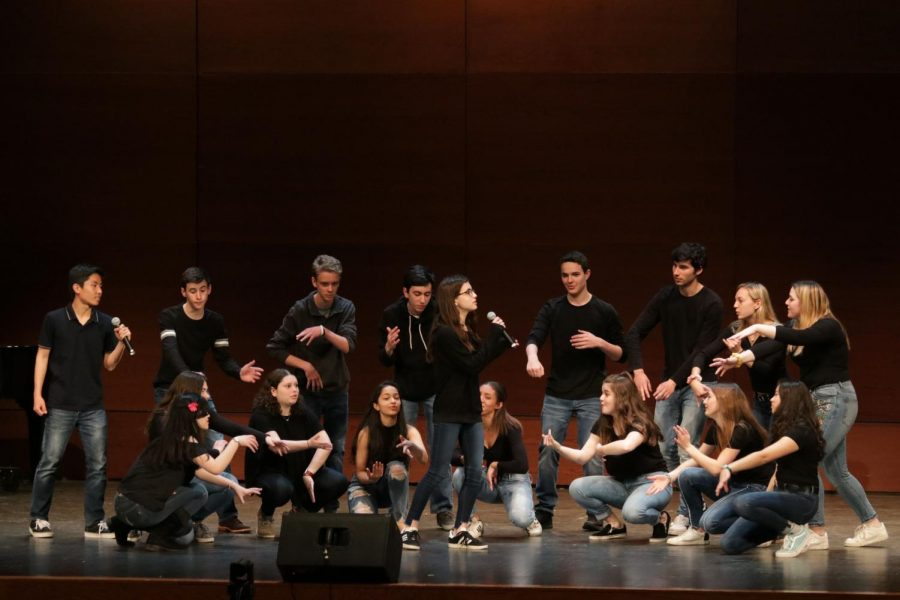 The Brave and The Bold of SHS Showcased at Jabberfest