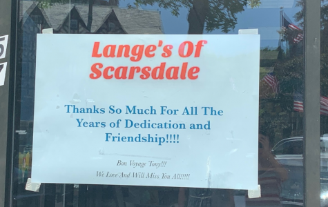Farewell to Lange's