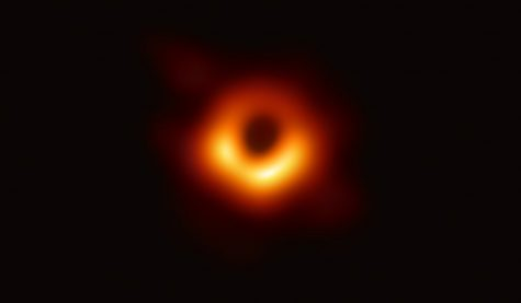 First Photo of a Black Hole