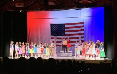 "Senior Class Says ""Bye"" to High School in ""Bye Bye Birdie"""