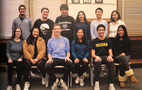 Meet Your 2019-2020 Class Government Officers