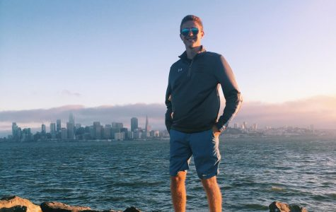 Justin Mandel: Senior Class Vice President