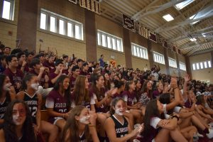 Highlights from the Fall Pep Rally