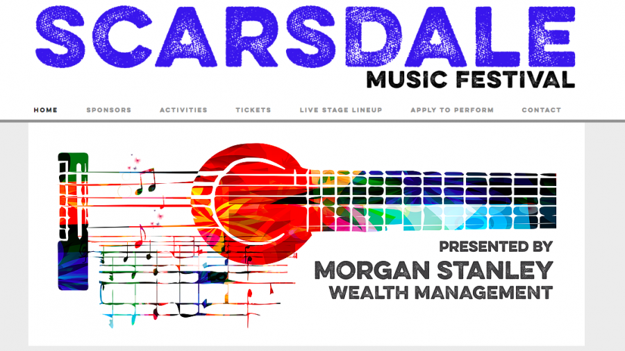 Scarchella: Scarsdale's First Music Festival