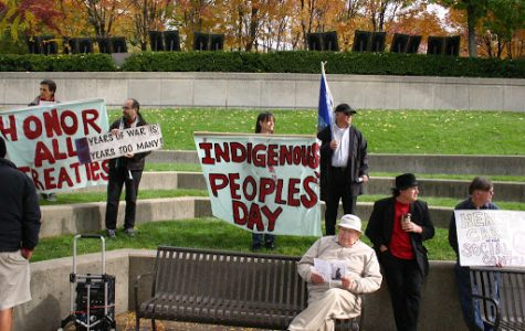New Meaning For Old Holiday: Columbus Day vs. Indigenous Peoples' Day