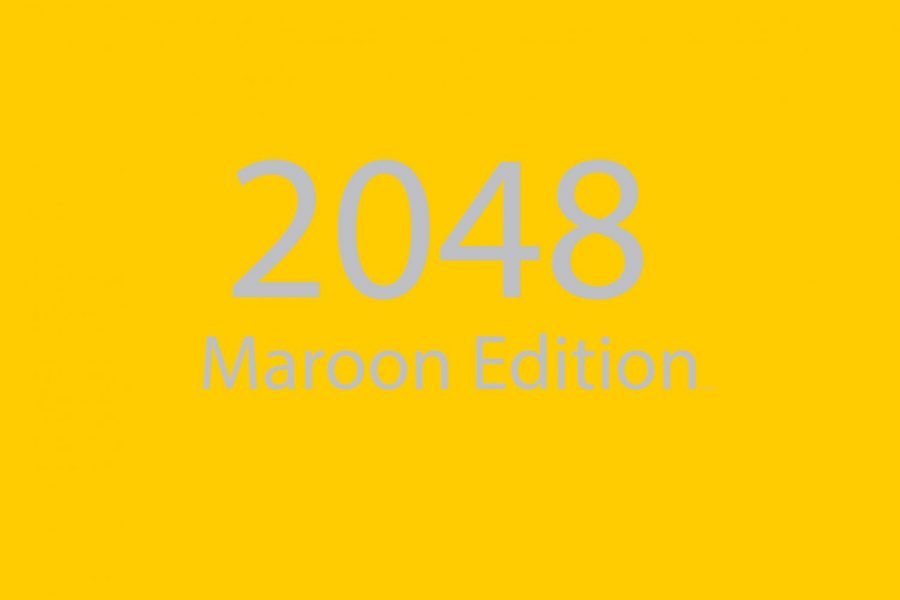 Try out our version of the 2048 game, featuring Maroon editors.