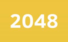 2048: Maroon Edition