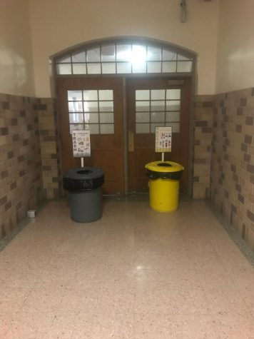 Juuling & Repairs Temporarily Close SHS Bathrooms