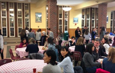 The Scarsdale community gathered on November 9 for the annual charity dinner hosted by the SHS student and class governments.