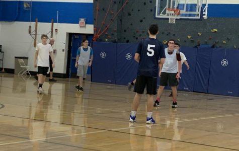 "Synagogue Basketball League ""Jew Ball"" Begins"
