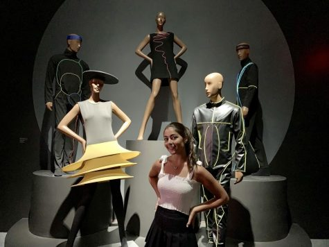 """Pierre Cardin: Future Fashion"" runs through January 5, 2020 at the Brooklyn Museum."