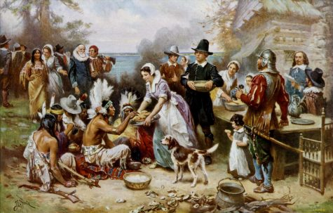 Thanksgiving: Then vs. Now