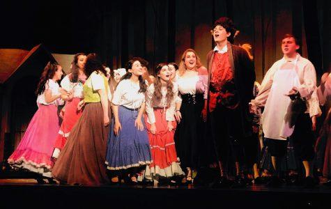 Drama Club's Modern Take on Cinderella Enchants Audiences