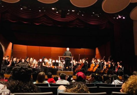SHS Enjoys Annual Pre-Break Orchestra Concert