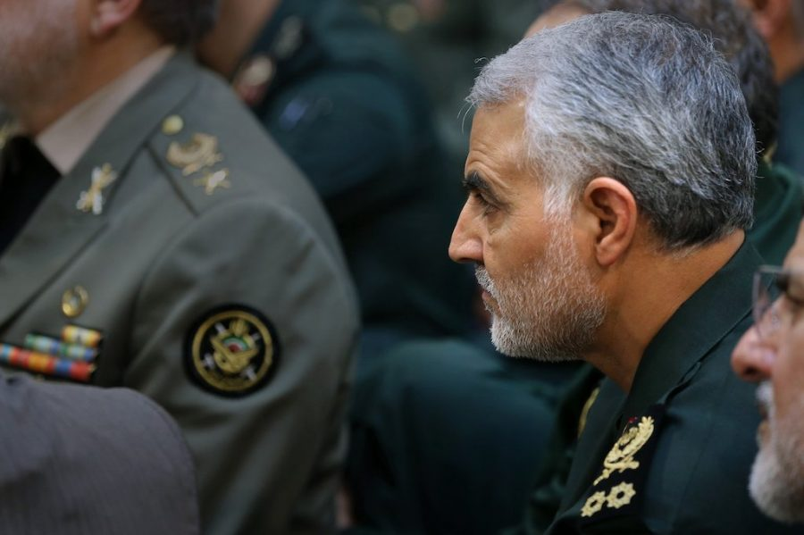 Iranian General Qasem Soleimani and other officers were killed in US airstrikes in early January. The following days saw increasing tensions between the nations and among American and Iranian people about the prospects of further violent conflict.