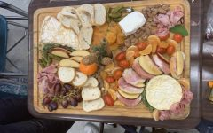Charcuterie and Cheese Board Competition Held by SHS French Club