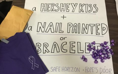 SHS Student Government Raises Awareness and Funds for the Cause of Domestic Abuse