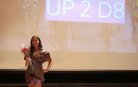 "On Friday, January 24, SHS club ""Up-2-D8"" held a fashion show to raise money for Kids Kloset."