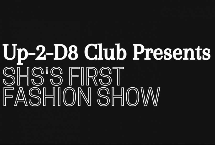 Up-2-D8 Club Runs First Fashion Show