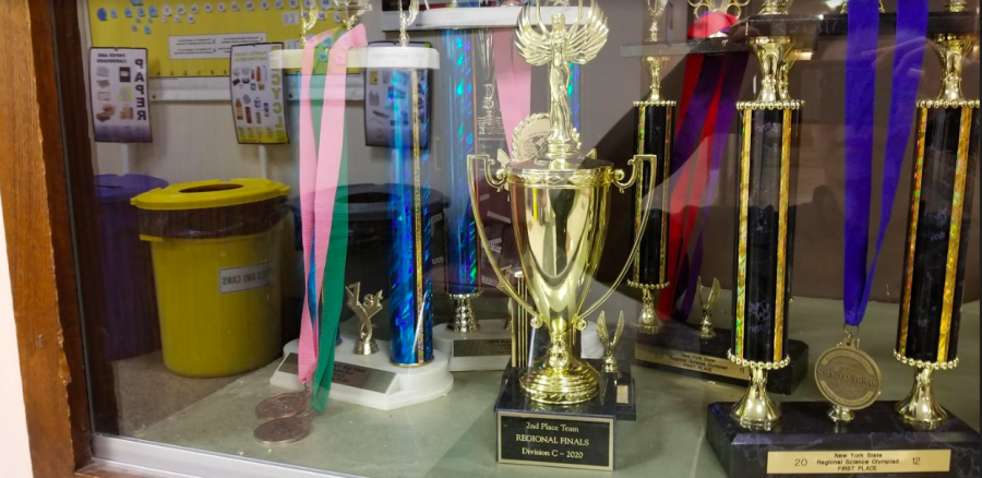 Success for SHS Science Olympiad Team at Invitational and Regional Tournaments