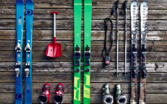 SHS Ski Team Shreds Their Way to Sectionals