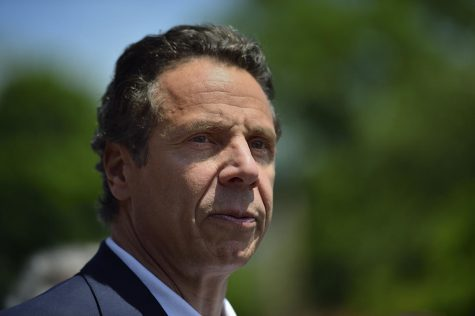 Governor Andrew Cuomo is a prominent leader to both New York and the United States.