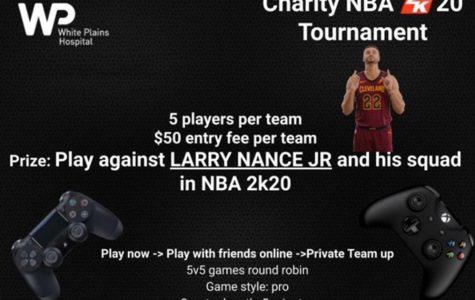 SHS Juniors Host NBA Tournament to Raise Money for COVID-19