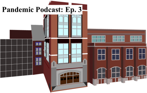 Listen to episode 3 of the Pandemic Podcast, a new series where we dive into the effects of COVID-19 on Scarsdale students.