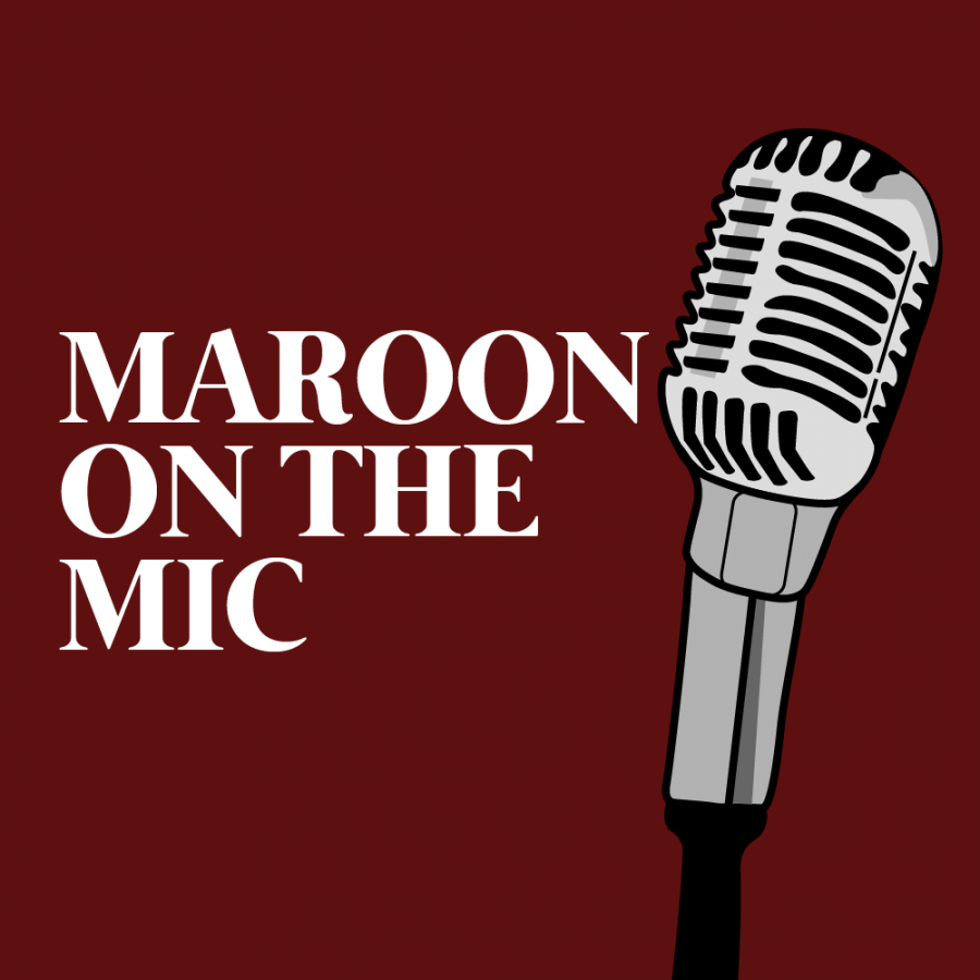Maroon on the Mic Ep4: Tea Sesh with Teacher Tess Hall