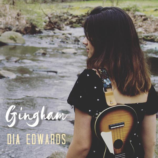 The Cover Art for Sophomore Lydia Jin's new single called 'Gingham.'
