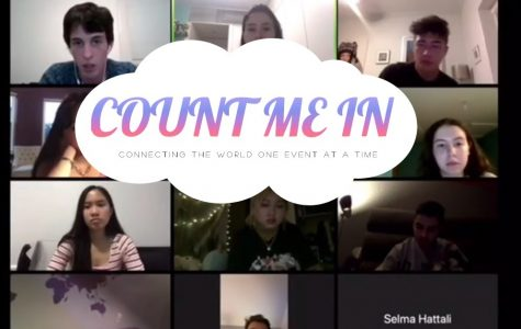 Count Me In is a project to provide friends with an opportunity to explore new depths of ideas, cultures, and mutual understanding in a positive and intimate environment. It's a unique space to collaborate, interact, and humanize the growing globalization of beliefs without being tethered by location.