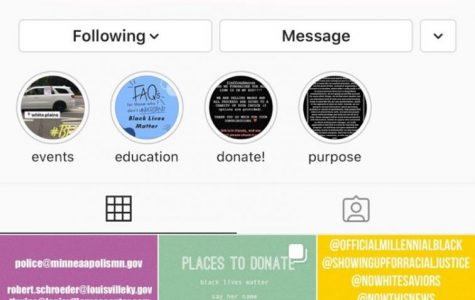 Instagram account Scarsdale4Change strives to help students find ways to make a difference.