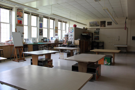 A Look at An Empty SHS
