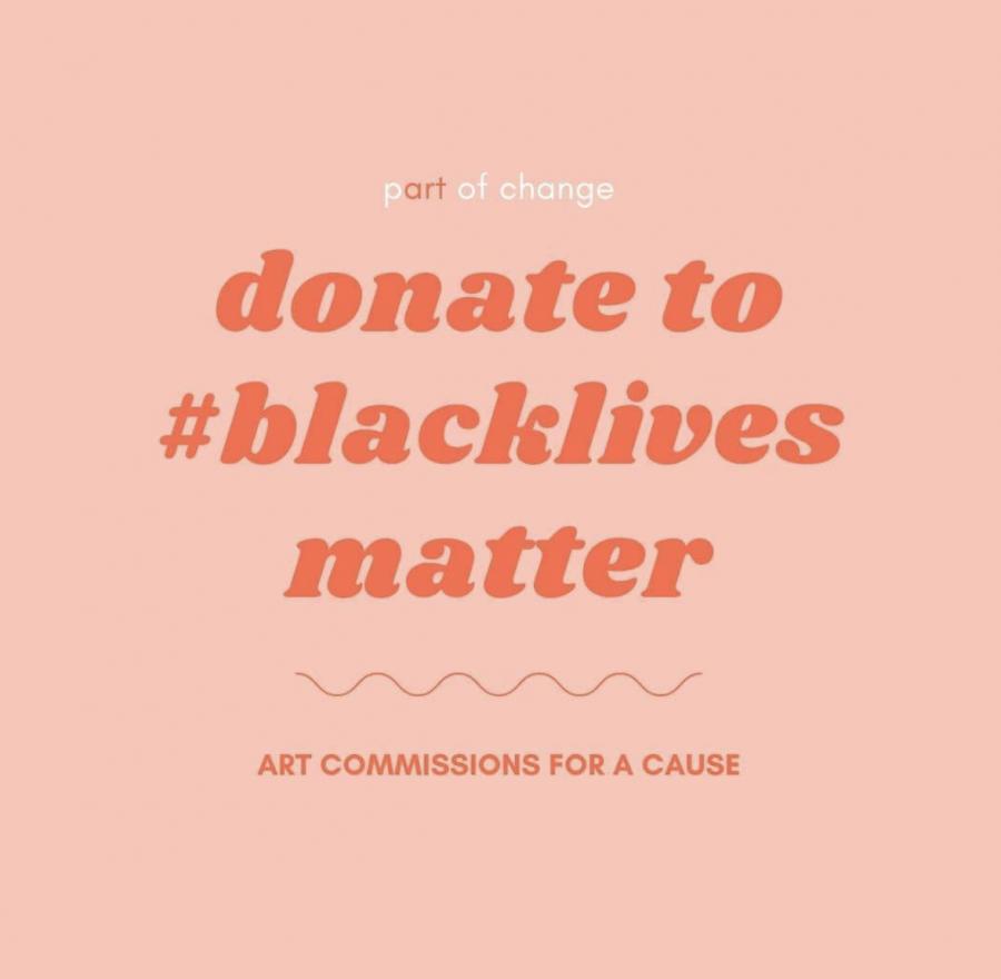P.art of Change: Senior Art Initiative Supports Black Lives Matter Movement
