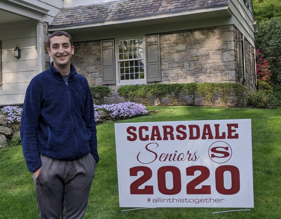 Parades of Scarsdale Teachers Deliver Surprises and Smiles to the Class of 2020