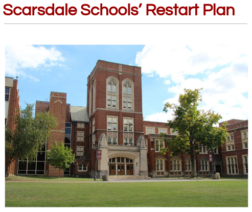 The Inside Scoop on SHS's Restart Plan
