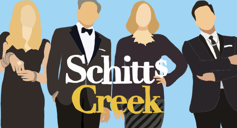 Schitts Creek has won nine Emmy awards and swept the comedy category. Now it is time to say goodbye!