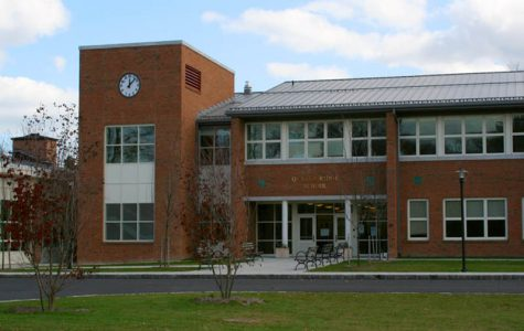 Quaker Ridge School closes for the day after two students exhibited possible symptoms of COVID-19.