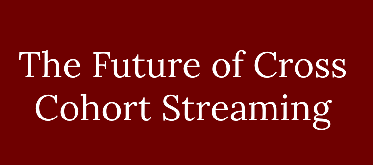 School survey shows that most people are against continuing cross-cohort streaming, but teachers still have the final say on whether or not to use the tool.