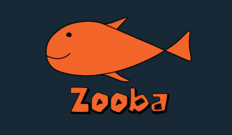 "Logo of ""Zooba,"" the clothing brand SHS Junior Tal Blaustein created during quarantine."