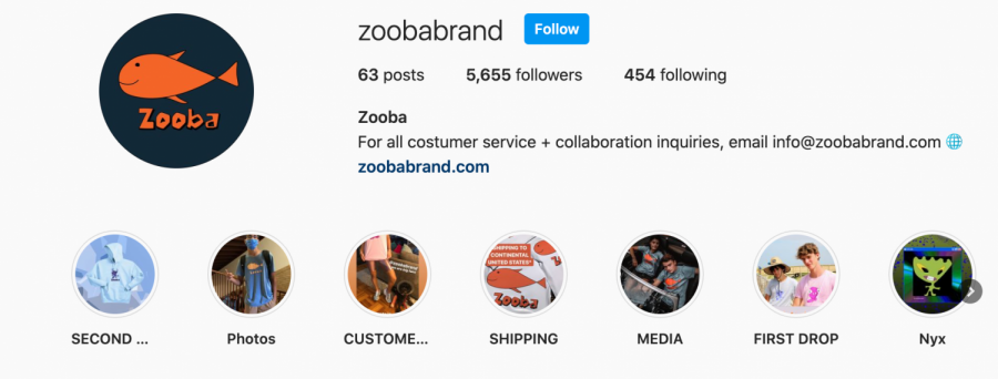 Zooba has had great success thanks to its advertisements on social media.