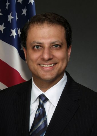 Bharara, who has worked as a politician for many years, reflects on his tenure under President Trump and the political stage today.