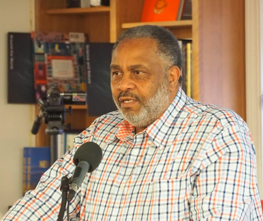 Anthony Ray Hinton was exonerated in 2015 after decades on death row.