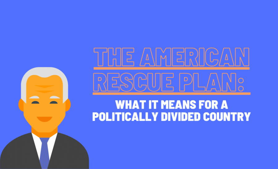 President Biden has signed the American Rescue Plan into law amidst a wave of political backlash.